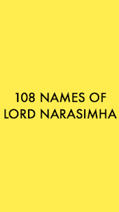 narsimha aarti mantra app - náhled
