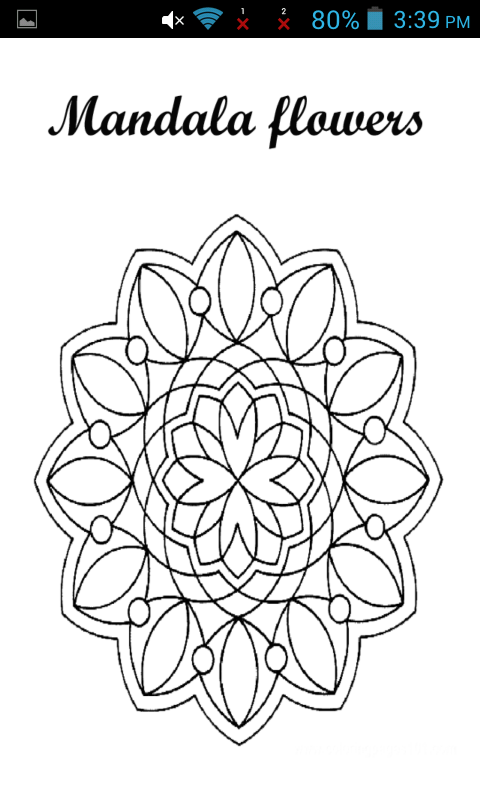 Mandala Coloring Simple Incan Prophecy 17 Best Images About Flower