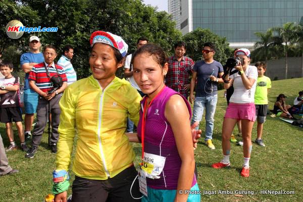 LIVE: हङकङमा भएको ५० किमी दौडमा नेपालकी सुनमाया बुढा भईन् दोश्रो…