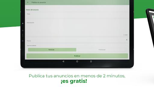 Milanuncios: Segunda mano, motor, pisos y empleo android2mod screenshots 21