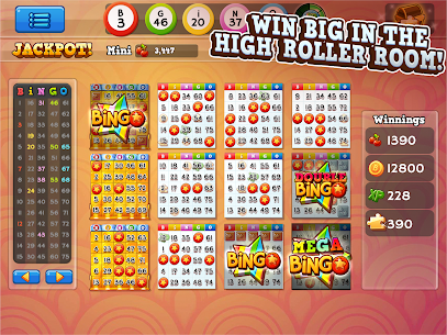 Bingo Pop – Live Multiplayer Mod Apk (Unlimited Tickets + Cherries) 6