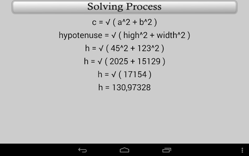 ipar trig calculator  screenshots 4