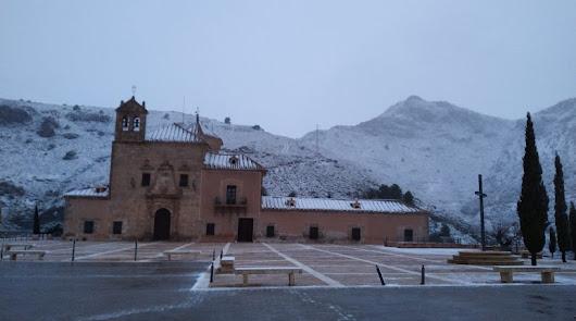 El Almanzora y Los Vélez seguirán este viernes en aviso naranja por nieve