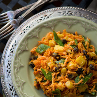Curry Carrot Salad