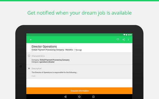 Find job offers - Trovit Jobs 4.41.0 screenshots 12