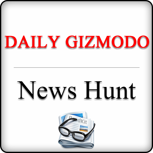Daily Gizmodo News Hunt