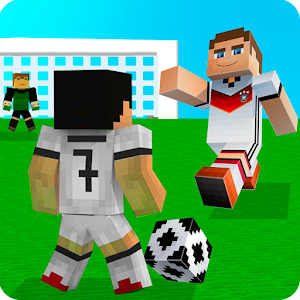Shoot Goal – Pixel Soccer for PC and MAC