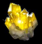 黄の進化結晶