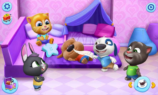 My Talking Tom Friends screenshots 4