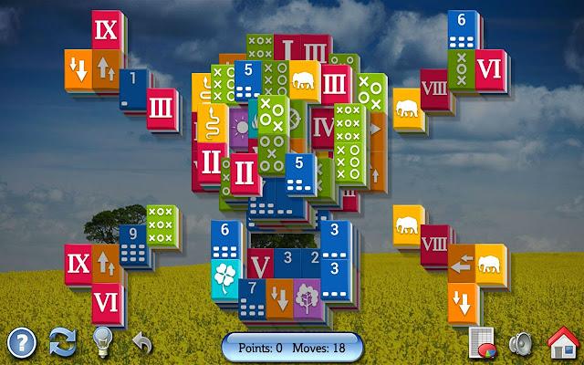 Kết quả hình ảnh cho All-in-One Mahjong 2