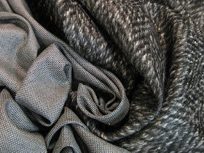 Photo: Ткань: суральпака (альпака), ш. 145 см., цена 10000р. Ткань: жаккард(55% нат. шелк 45% кашемир), ш. 140 см., цена 4500р.