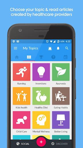 Find Doctors, Deals & Articles 4.3.5 screenshots 2