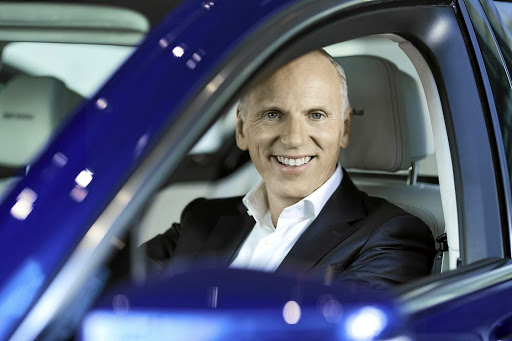 Pieter Nota, member of the board of management of BMW, responsible for sales and brand BMW, after-sales BMW Group.