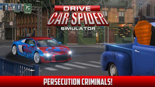 Conduire le simulateur d'araignu00e9e de voiture  captures d'u00e9cran 2