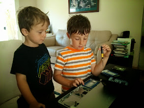 Photo: Clark Shows Finn The New Solid State Drive
