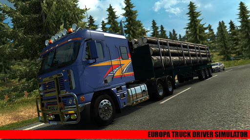 Code Triche Europa Real Trucks Simulator 19 : Truck Drivers APK MOD screenshots 2