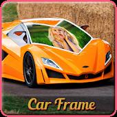 Car Photo Frame