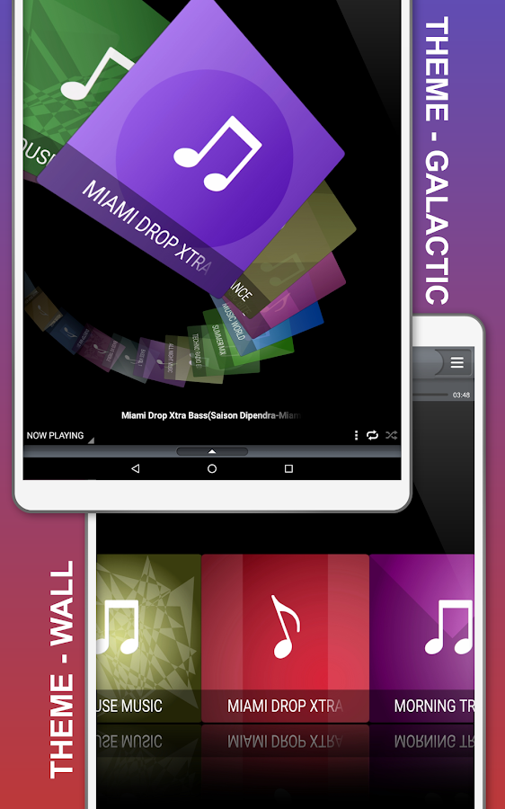 how to put album art on mp3 android