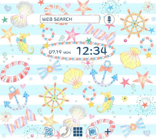 Cute Theme-Marine Pastels- 1.0.0 Windows u7528 1