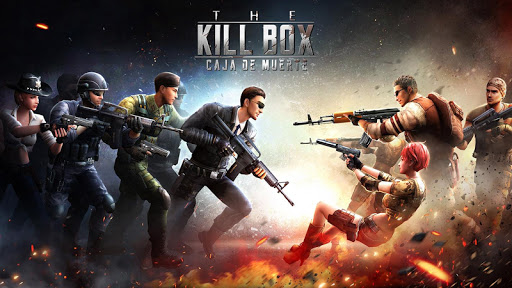 The Killbox: Caja de muerte AR