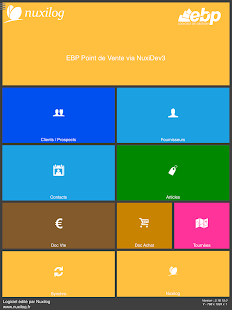 EBP Point de Vente via NuxiDev- screenshot thumbnail