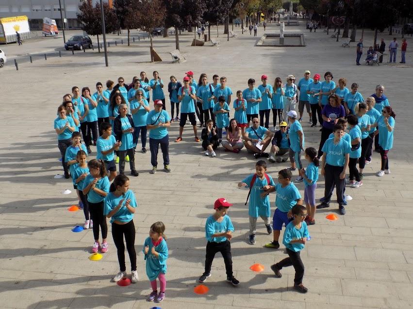Escola de Infantes e Cadetes dos Bombeiros de Lamego Festejaram o Dia Mundial do Coração