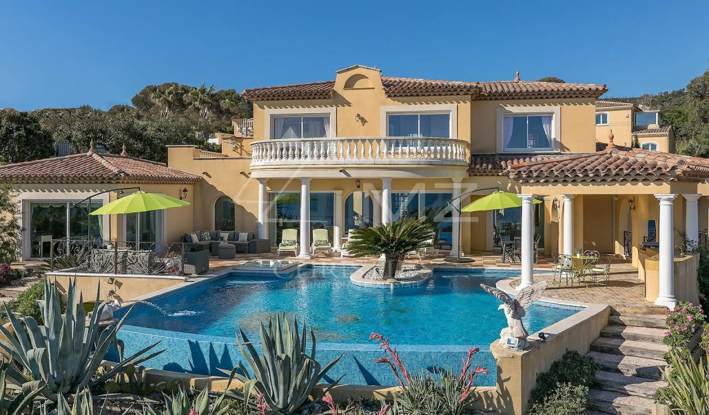 Villa with pool Les issambres