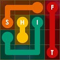 Shift Dots Puzzle Game icon