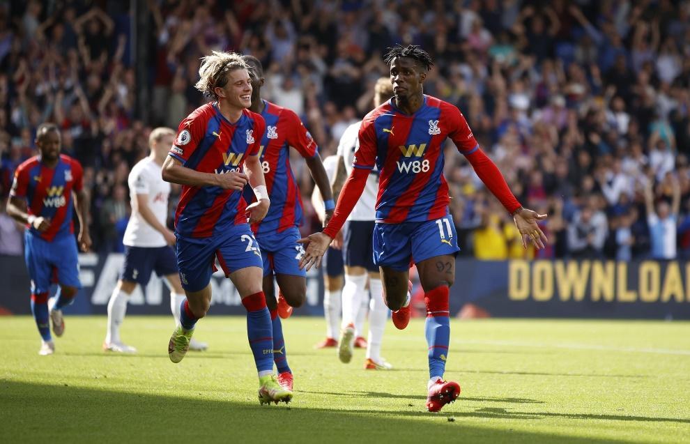 Crystal Palace vẫn thường chơi tốt ở sân nhà.
