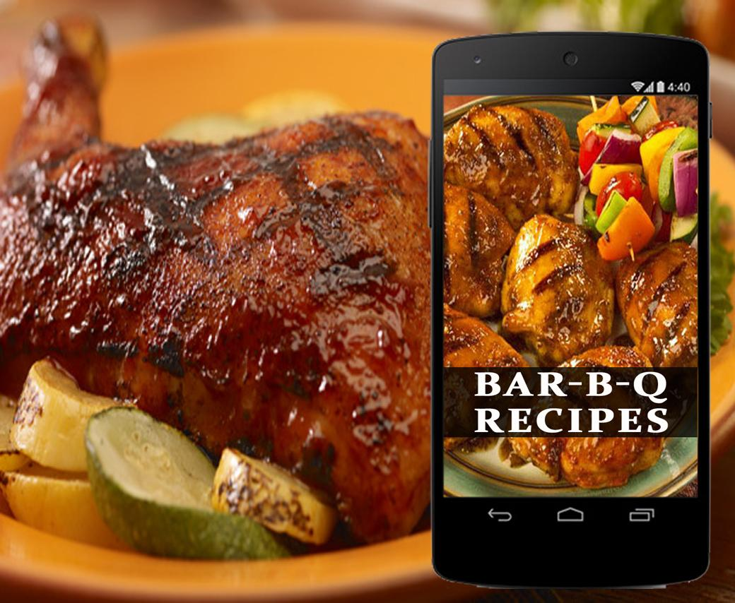 Bar b q recipes android apps on google play for Food for bar b q