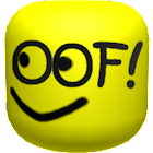 OOF! | Roblox Button icon