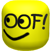 OOF! | Roblox Button