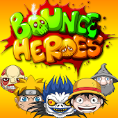 Anime Heroes Jump Online Game