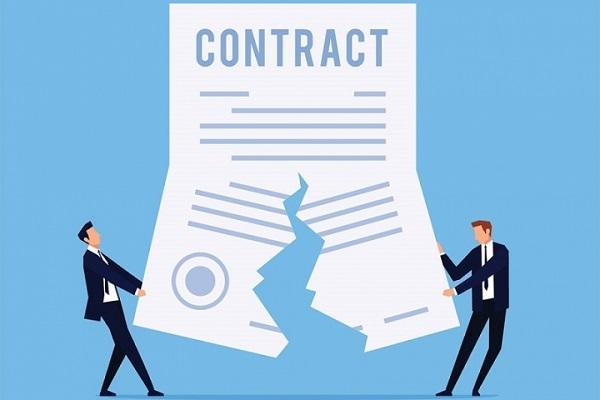 Hai bên có thể đơn phương chấm dứt hợp đồng khi có lý do chính đáng