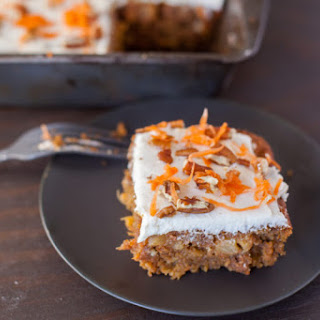 Super Healthy Carrot Cake Recipes