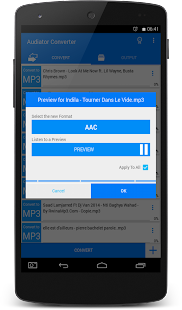 Alle Video Audio Converter PRO Screenshot