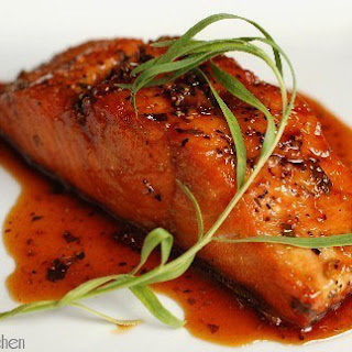 Caramelized Salmon.