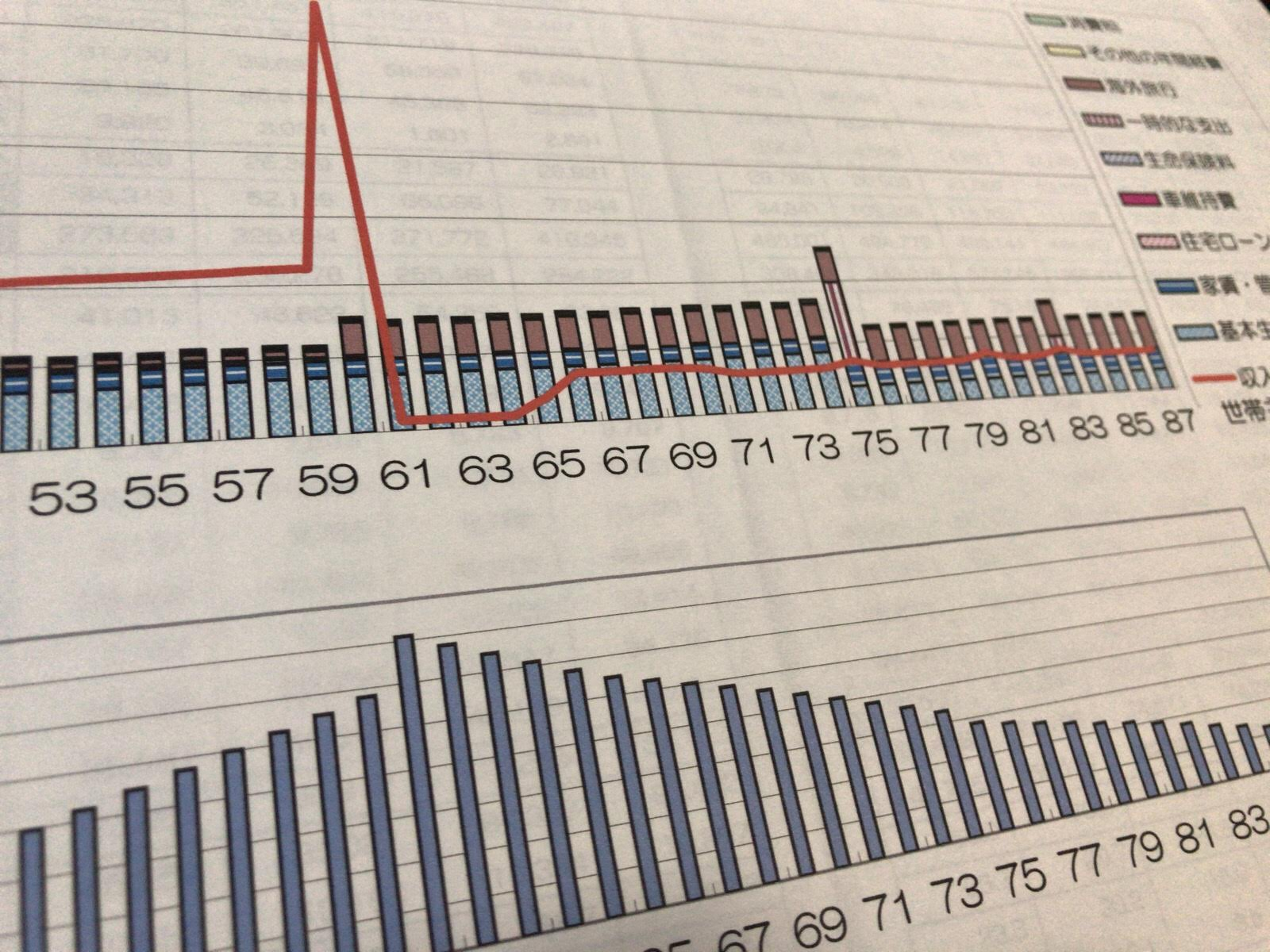 私の資産管理・運用遍歴〜その1:家計診断レベル期