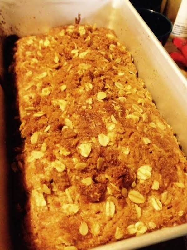 Tina's Rhubarb Bread Recipe