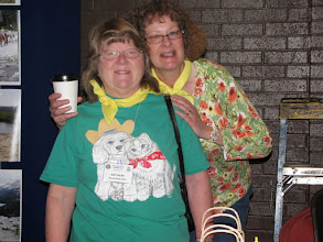 Photo: Kay & Marybeth (Past Presidents)