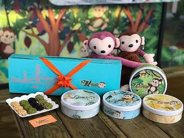 TLuna Cookies 鐵猴子曲奇餅