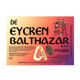 Logo of Alvinne De Eycken Balthazar