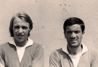 Photo: 1969 Rovis Mario i Kontešić Josip