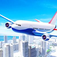 Airplane Flight Pilot 3D Flight Simulator Games