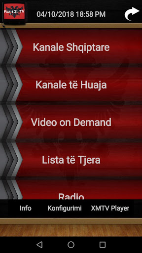 Download Kuq e Zi TV Apk Latest Version » Apps and Games on Android