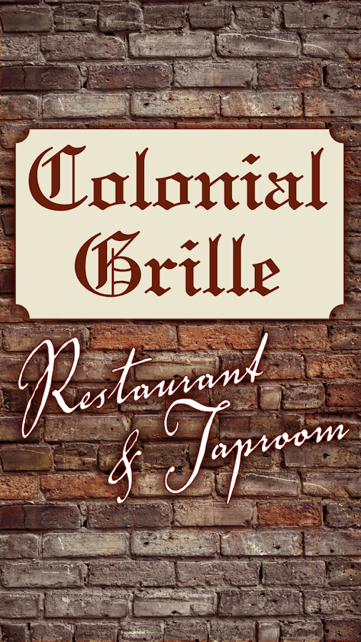 Colonial Grille- screenshot