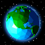 Low Poly Earth LWP APK icon