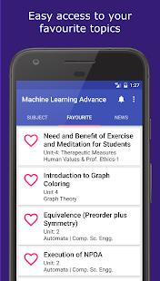 Machine Learning Advance - náhled
