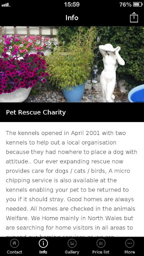 Pet Rescue Charity
