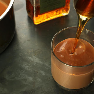 Amaretto Hot Chocolate.